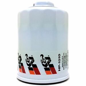K&N HP-1010 Performance Gold Engine Oil Filter Fits: Mazda M20xP1.5