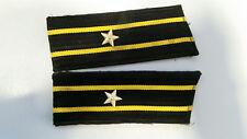 Navy,Marine Mayor,Russian USSR Soviet Army Shoulder Boards Epaulets Uniform #Z6