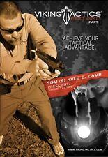 VTAC Viking Tactics - Pistol Drills Part Volume 1 Training DVD Video VTAC-DVD-4