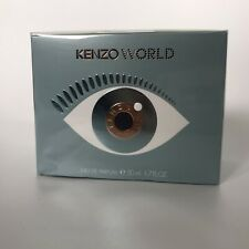 Kenzo 100% Genuino Damas World Power Perfume Eau de Parfum 50ml Sellado Nuevo 🇬 🇧