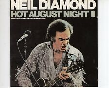 CD NEIL DIAMONDhot august night II recorded live in concertAUSTRIA 19  (A2151)