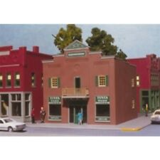 Smalltown USA 6000 - Town Bank formerly Tina's Tart Shop - HO Scale Kit