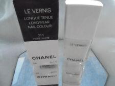 Chanel Le Vernis Longue Tenue Nagellack No 711 Pure White limitiert ausverkauft