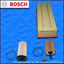 SERVICE KIT for AUDI A3 (8P) 2.0 TDI 16V BOSCH OIL AIR FUEL FILTERS (2005-2012)