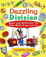 Long, Lynette : Dazzling Division: Games and Activities