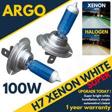 H7 White 100w Halógena Xenon Principales Luz Bombillas para Faros Hid