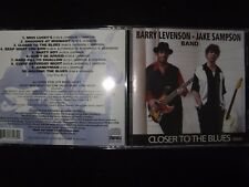 CD BARRY LEVENSON / JAKE SAMPSON BAND / CLOSER TO THE BLUES /