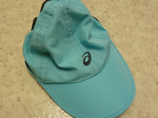 Asics Multi Baby Blue Baseball Cap Hat with Logo