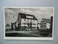 Ansichtskarte Gaildorf Gasthof zum Adler 50er??
