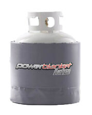 Propane Heater - 20 lb Gas Cylinder Heater - Powerblanket Lite PBL20 - Propane