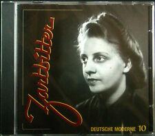 CD German Moderne - 10, Dark, Original Packaging