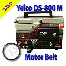 Yelco DS-800 proyector de cine de sonido m 8mm Motor principal Belt (cinturón)