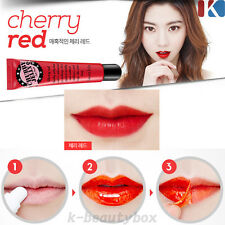 Chubby Jelly Tint Pack CHERRY RED 15g / Long Lasting Lip Stain Korea Cosmetic