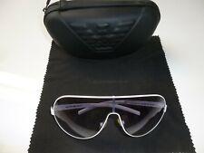 Emporio Armani Sonnenbrille Herren weiß EA9047/S