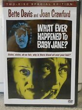 What Ever Happened to Baby Jane (DVD 2006 2-Disc Special Edition) RARE 1962 NEW