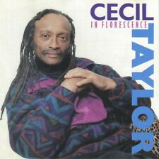 CECIL TAYLOR – In Florescence - A&M Records – CD 5286 1990 - Free Jazz