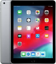 " Apple iPad 6th Gen 32GB WiFi + 4G Unlocked 9.7"" Space Gray I Silver USED DESC"