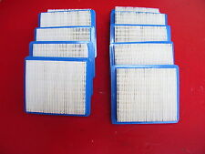 ( 10 ) BRIGGS  AIR FILTER REPLACEMENTS- 491588 491588S 5043 5043D 4101 399959