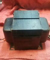 The Fisher 800C power transformer