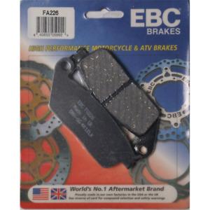 EBC Organic Brake Pads Honda CB600F 599, CBF1000, CBR600F3