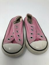 CONVERSE ALL STAR PINK TODDLER SHOES US SIZE 5 KIDS