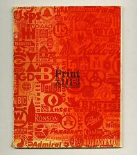 1959 Herbert Matter Corporate Identity Issue PRINT Mag Paul RAND Alvin LUSTIG