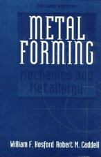 Metal Forming: Mechanics and Metallurgy [2nd Edition]