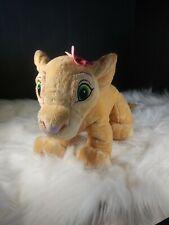 "Disney Nala Lion Cub Plush Toy 18"" The Lion King Stuffed Animal Plush"