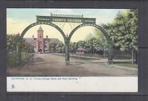 NORTH CAROLINA, DURHAM, TRINITY COLLEGE, c1920 ppc., unused.