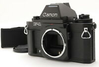 """""""TOP MINT!"""" CANON NEW F-1 AE Finder 35mm SLR Film Camera Body From Japan"""