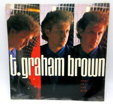 T. Graham Brown - Come As You Were - LP Vinyl Record, NEW & SEALED