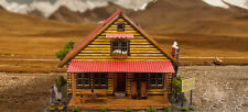 """BK 4816 1:48 Scale  """"Log Cabin"""" Photo Real Building Kit Innovative Hobby Supply"""