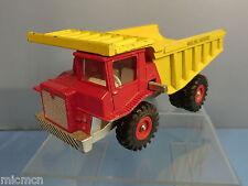 Dinky supertoy modèle No.924 Aveling-Barford Centaur dump truck