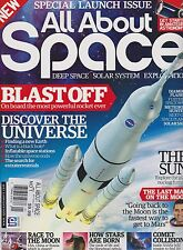 ALL ABOUT SPACE MAGAZINE UK Discover The Universe RACE TO THE MOON Issue No.1