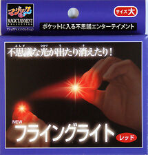 Tenyo Japan 115831 New Flying Light Red Large (Magic Trick)