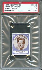 1947 Hollywood Star Stamps FRANK LATIMORE Ryan's Hope Dr. Ed Coleridge PSA 5