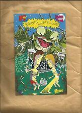 Beavis and Butt-head 1995 Ashcan mini-comic promo/giveaway Marvel Comics