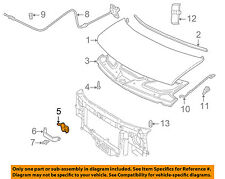 GM OEM Hood-Lock Latch 25775905
