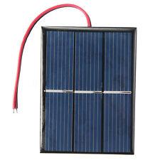 1,5V 0,65W Solar panel Solar module Solar cell Polycrystalline 60*80*3MM H5C7