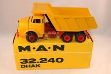Conrad M.A.N. 32.240 DHAK very near mint in box very difficult to find model