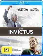 INVICTUS (Clint Eastwood) : NEW Blu-Ray