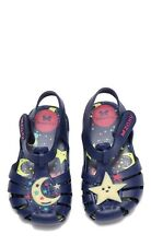 Zaxy Glow In The Dark toddler Shose Size USA  6M color blue
