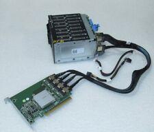 """DELL PowerEdge R720 4x2.5"""" Express Flash PCIe NVME SSD Backplane Kit 693W6 YPNRC"""