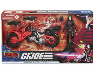 G.I. Joe Classified Series Baroness with C.O.I.L. Figure and Vehicle TARGET ONLY