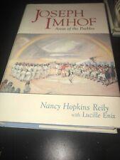 JOSEPH IMHOF: ARTIST OF THE PUEBLOS. NANCY HOPKINS REILY. SIGNED