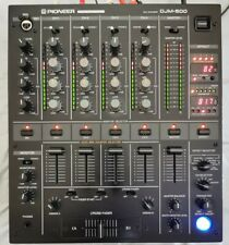 More details for pioneer djm 500 serviced, fully working 4ch pro dj audio mixer