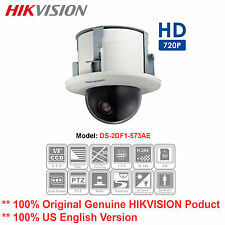 NEW! HIKVISION-USA 1.3MP True D/N Network PTZ Speed Dome/18X Optical/PoE