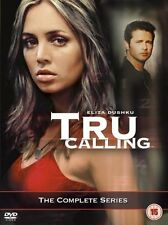 Tru Calling Complete Series Seasons 1 & 2 1-2 DVD Box Set Region 4 New SEALED