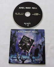 Axel RUDI PELL Magic GERMANY cardsleeve PROMO CD STEAMHAMMER (1997) NMINT
