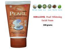 KOKLIANG Kok liang Natural Herbal herb Facial cleanser foam Pearl whitening 100g